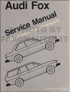 74e13 1977 Audi Fox Wiring