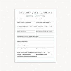 wedding photography questionnaire template strawberry kit With wedding photography questionnaire
