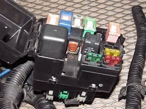 Fuse Box 1995 Mazda Miatum