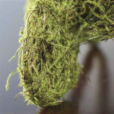 twig and moss natural twig and moss wheelbarrow floral containers floral supplies craft supplies