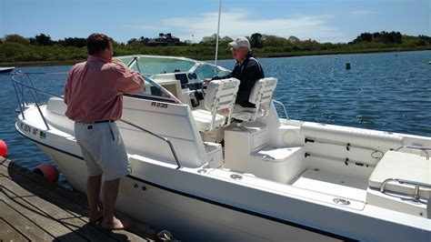 Robalo Boat Dealers In Ma by 2002 Robalo R235 Walkaround Power Boat For Sale Www