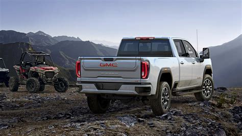 2020 Gmc 2500 Mirrors by 2020 Gmc Heavy Duty Debuts With More Technology
