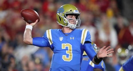 Josh Rosen: 'There Were Nine Mistakes Ahead of Me'