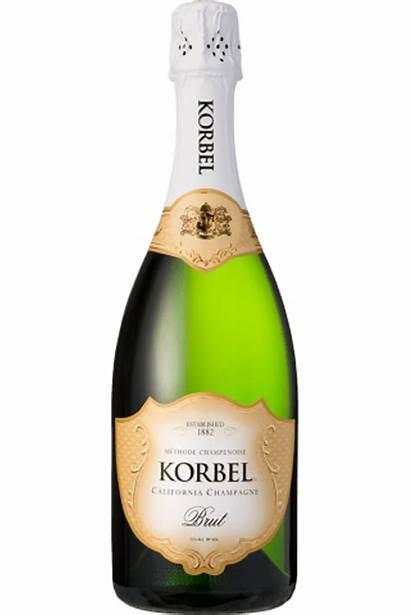 Korbel Brut Champagne Dry Extra 750ml Wine