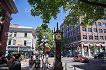 Gastown In Summervancouvercanada Stock Photo - Download ...