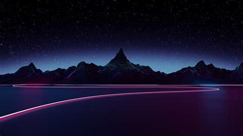 Animated Mountain Wallpaper - outrun 4k ultrahd wallpaper wallpaper studio 10 tens