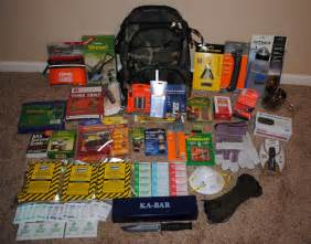 Bug Out Survival Gear