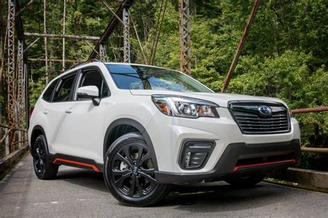 Premium, from $28,845, is next. 2019 Subaru Forester: Everything You Need to Know   News ...