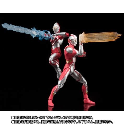 Ultra Act Ultraman Zoffy Mebius Special Set Official Images Tokunation