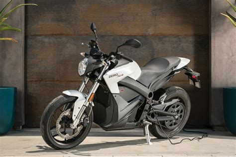 Zero Motorcycles Announces 2018 Lineup