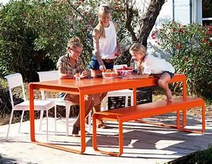 Mobilier De Jardin Fermob : les meubles pour les repas mobilier de jardin fermob ~ Dallasstarsshop.com Idées de Décoration