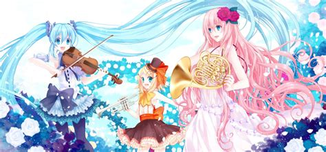 Anime Kawaii Wallpaper - kawaii anime images vocaloid wallpaper hd wallpaper and