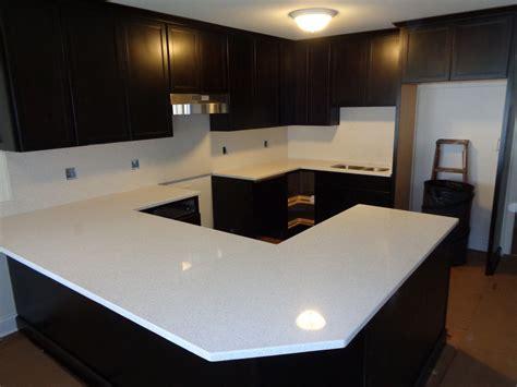 white quartz countertops naturaquartz ice white chicago il amf brothers