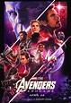 The Blot Says...: Avengers: Endgame DOLBY Cinema Movie Poster