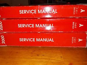Fs  For Sale  2000 Service Manuals