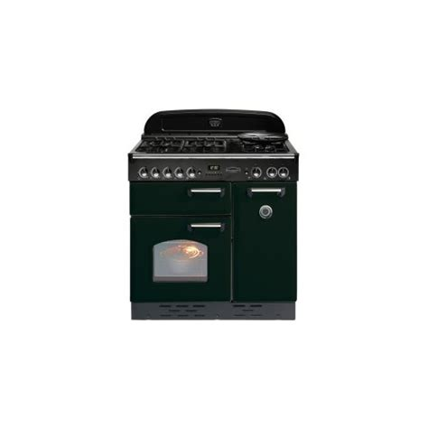 rangemaster classic 90cm all electric range cooker with induction top clas90ei range cookers