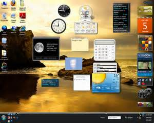 Google Desktop Window