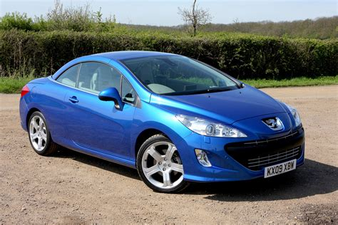 Peugeot 308cc by Peugeot 308 Cc 2009 2014 Features Equipment And