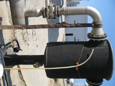 condensation chambre biogas condensate separator or tank tempco