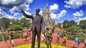 Walt Disney World, The Best Landmark of Orlando, Florida ...