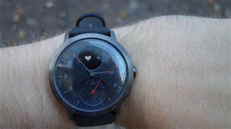 withings steel hr sport review trusted reviews