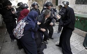Renewed Clashes at Al-Aqsa Mosque Compound   Al Jazeera ...