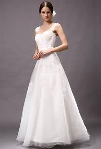 robe de mariee simple avec dentelle With robe simple avec dentelle