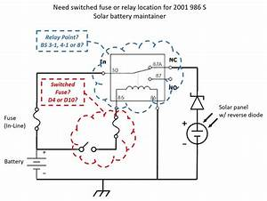 Switched Fuse Or Relay Location  - 986 Forum