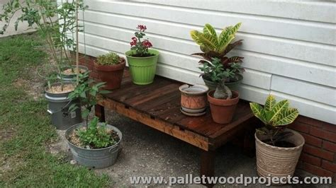 plant stands    pallets pallet wood projects