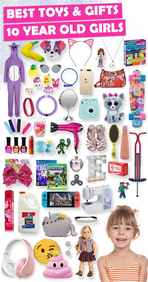 best gifts for 10 year old girls 2017 10 years gift and