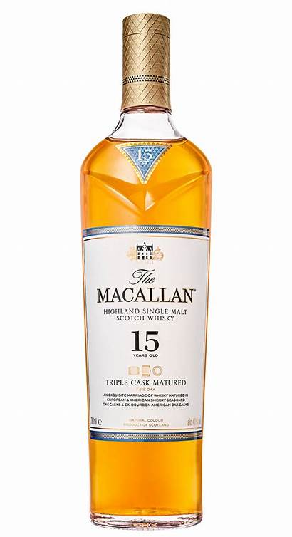 Macallan Whisky Cask Triple Anos 700ml