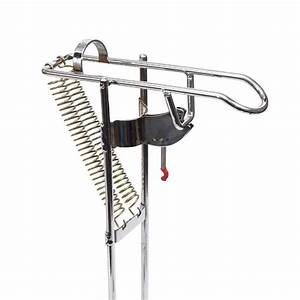 Stainless Steel Fishing Rod Holder With Automatic Tip
