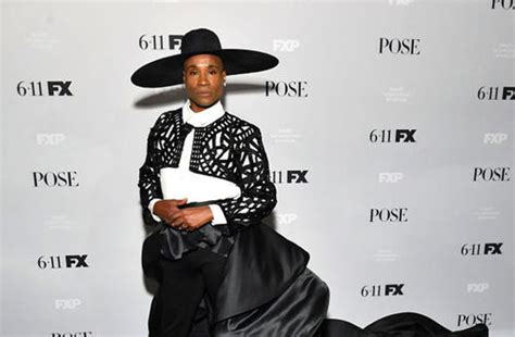 Watch Pose Star Billy Porter Says Stands For