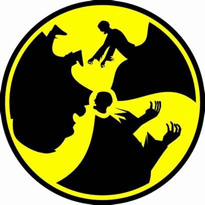Symbol Radioactive Zombie Clip Active Radiation Nuclear