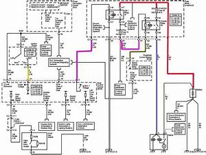 2000 Pontiac Grand Prix Radio Wiring Diagram