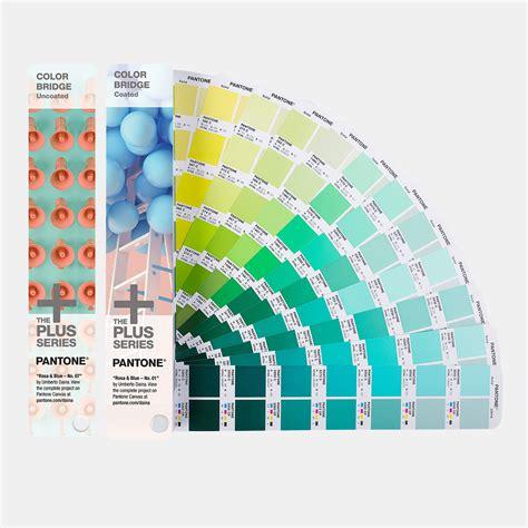 pantone color bridge set coated uncoated  color inspiration