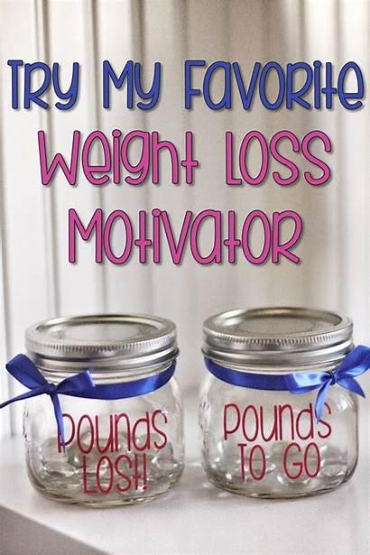 Loss Weight Motivation Jar Lose Losing Motivate