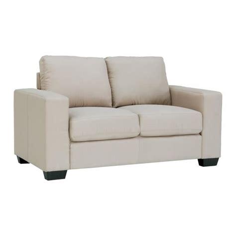 canapé 2 places tissu canapé 2 places tissu beige achat vente canapé sofa