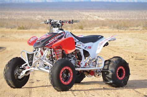 Project: Honda Trx450r Dune Machine