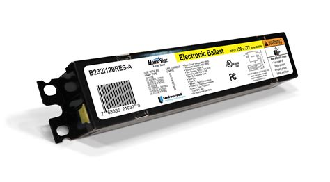 Linear Fluorescent Lighting Ballasts  Universal Lighting