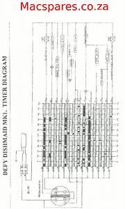 Wiring Diagram   Dishwashers   Macspares