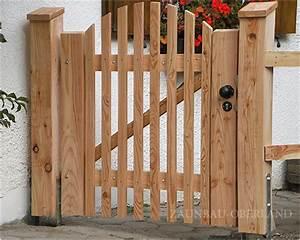 Gartentor Holz Nach Maß : gartentor holz mit metallrahmen ~ Sanjose-hotels-ca.com Haus und Dekorationen