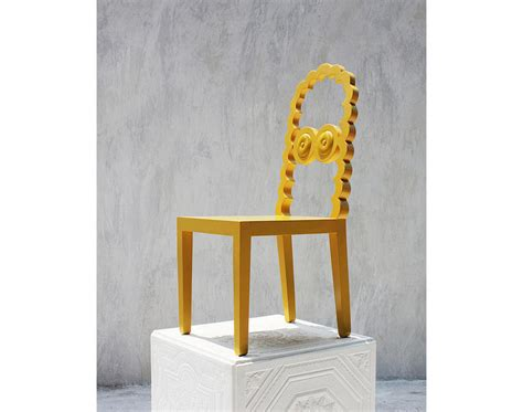 Carica-chairs Reimagine Pop Culture Icons As Furniture