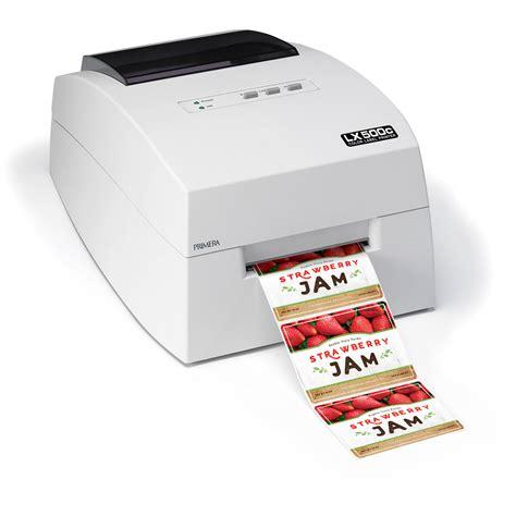 color label maker primera lx500 color label printer 74273 b h photo