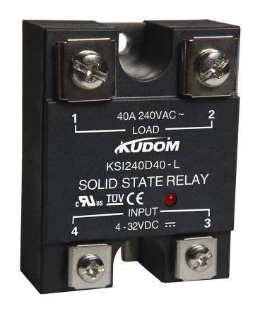 Ksid Kudom Solid State Relay Zero Crossing