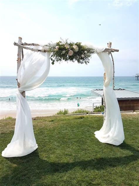 birch arch wedding party rentals  sales  san