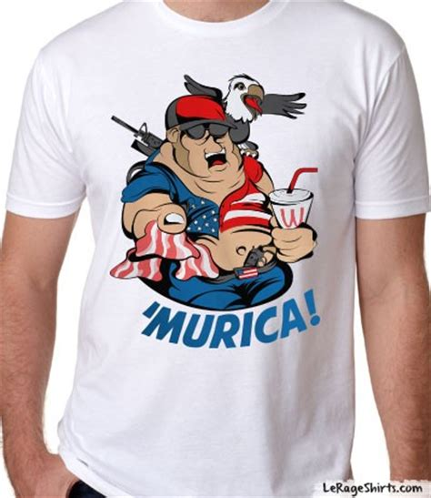 Funny Meme T Shirts - murica meme t shirt lerage shirts