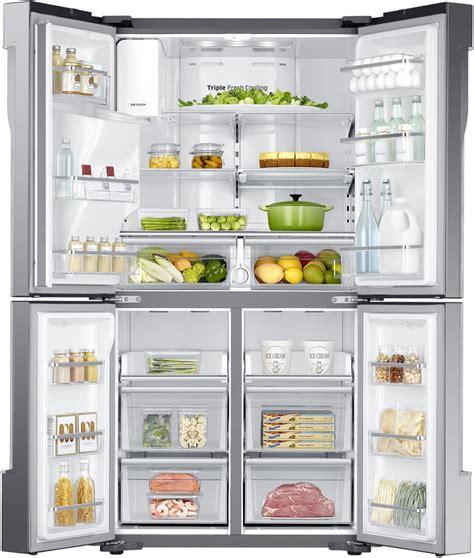 samsung four door refrigerator rf23j9011sr samsung 4 door refrigerator 36 quot counter