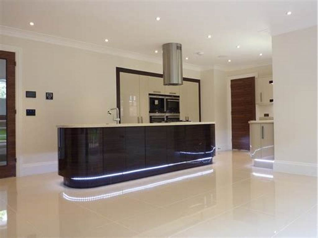 #Curved #Luxury #Kitchen #In #Hendon #Ashwell #Contracts #Ltd