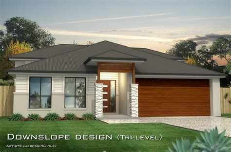 split entry home plans baltimore mk 1 downslope design tri level home